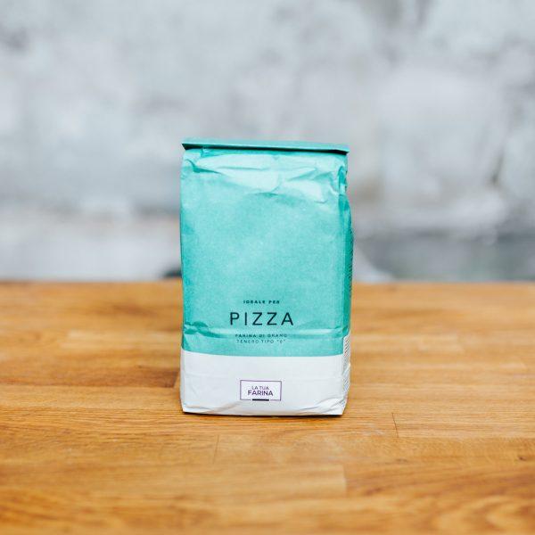 mąka włoska pizza