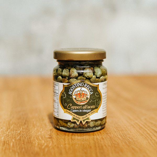 Capperi all'aceto kapary w occie włoskie