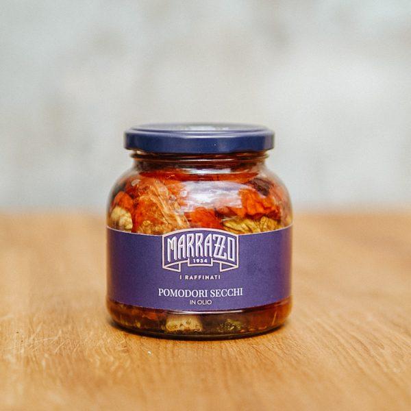Pomodori secchi włoskie pomidory suszone